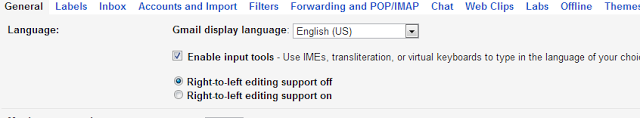 How To Compose Email in Local language In Gmail
