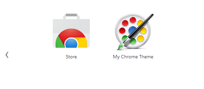 how to create own google chrome theme