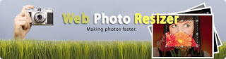 Web Photo Resizer - tool to resize images online