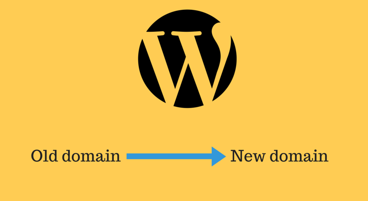 Move wordpress to new domain without losing ranking