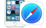 How to search a text on web page in Safari for iOS 9