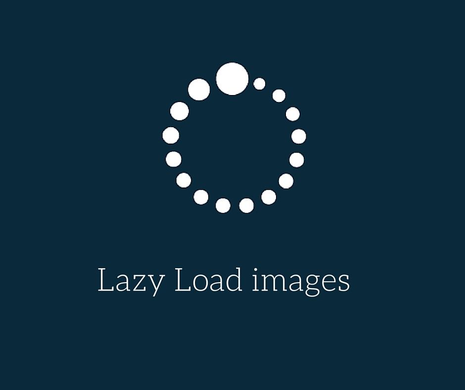 Lazy Load images jQuery
